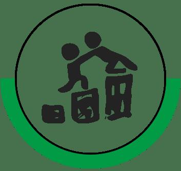 Mangement si Leadership Training Area Icon